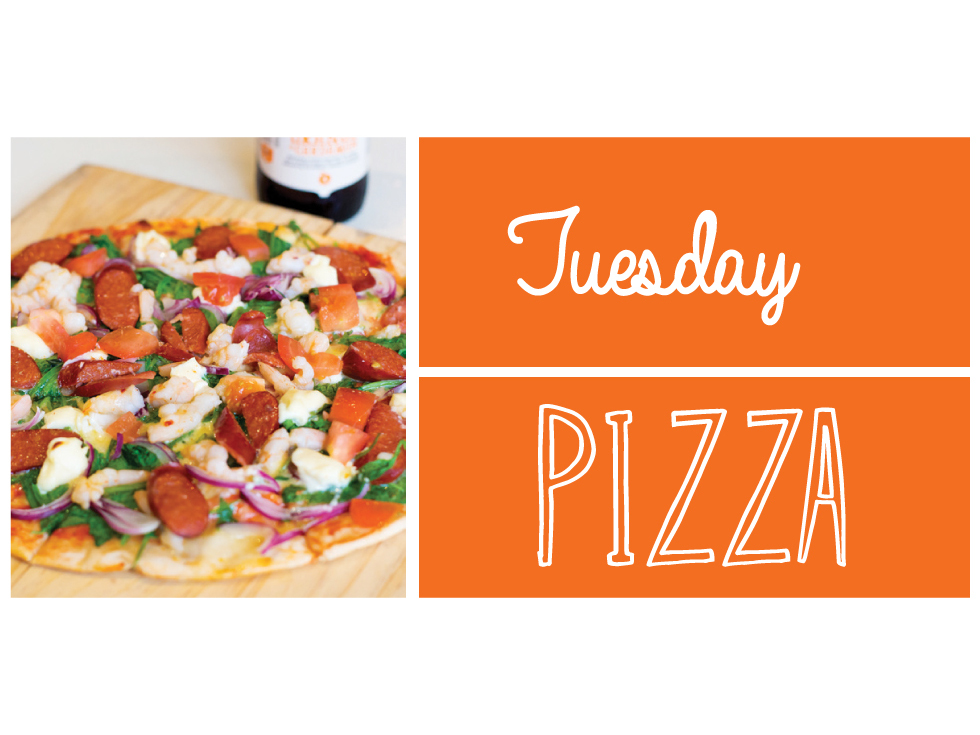 Tuesday Pizza